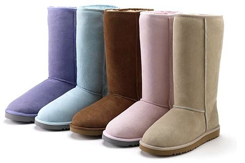 Ugg boot cleaning